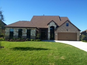 Weston Lakes Custom Home